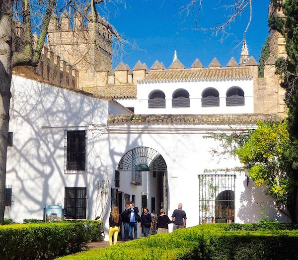 Alkazar Palace, Seville