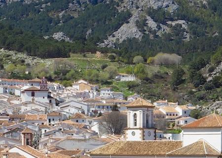 Grazalema - Pueblo Blanco, Spain