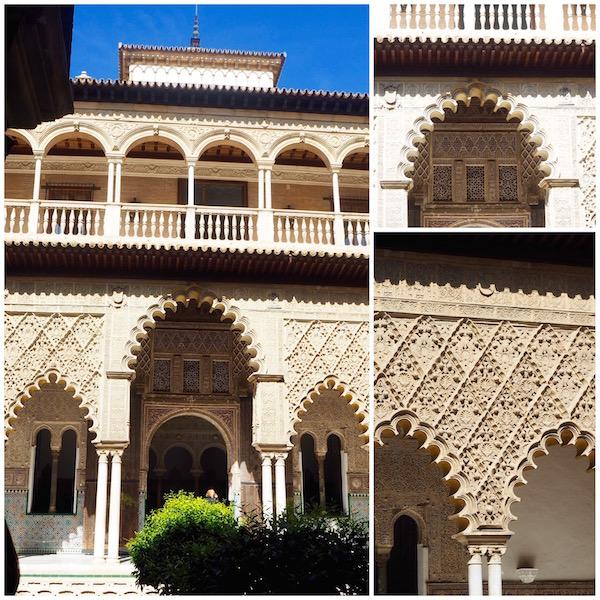 Palace de Alcazar  Seville