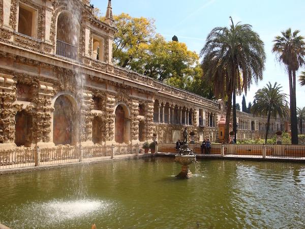 Palace de Alcazar, Seville, Spain Spain
