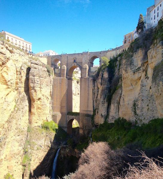 Viaduct, Ronda, Spain