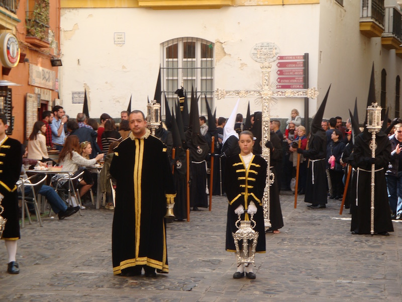 Semana Santa, Cadiz, Spain