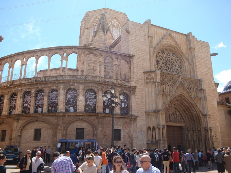 Old Valencia Cathedral, Valencia, Spain