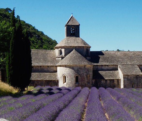 L'Abbaye de Sénanque, Provence, France