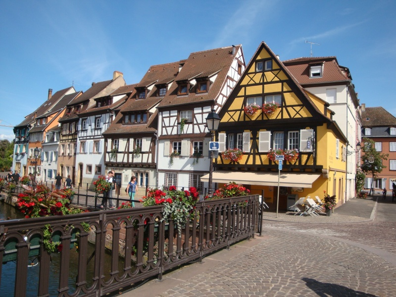 Colmar - Little Venice, Colmar, France