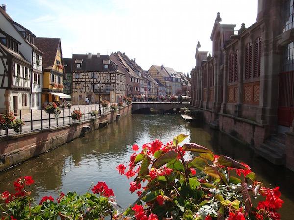 Colmar's Canal, Colmar, France