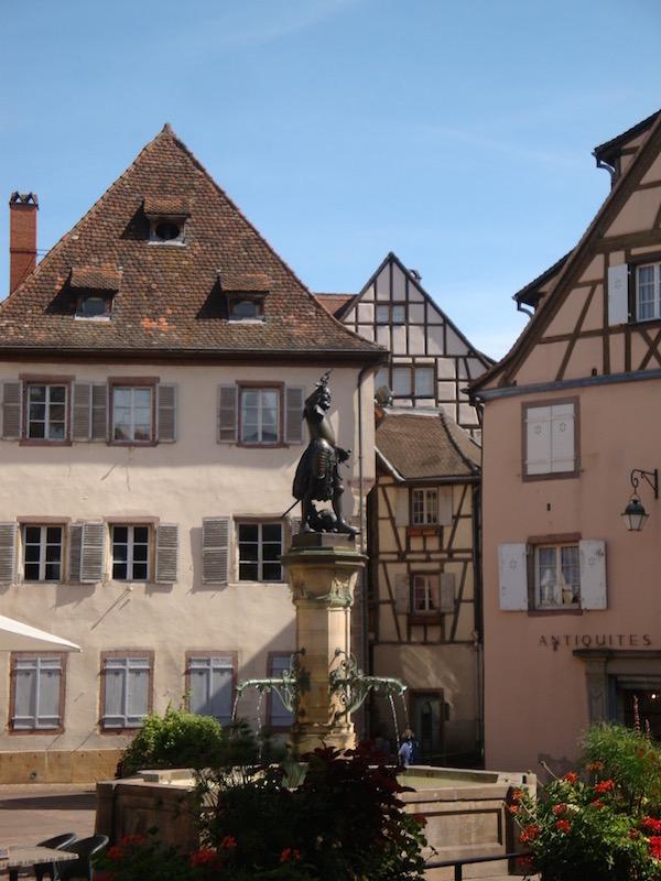 Colmar's beauty around every corner, Colmar, France