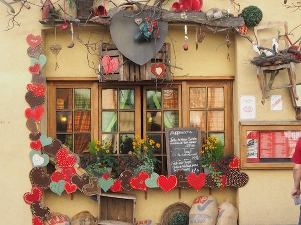 Colmar restaurant, Colmar, France