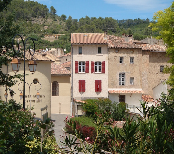 Cotignac, Provence, France