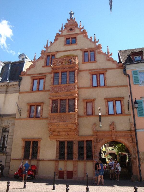 House of 100 faces, Colmar, France