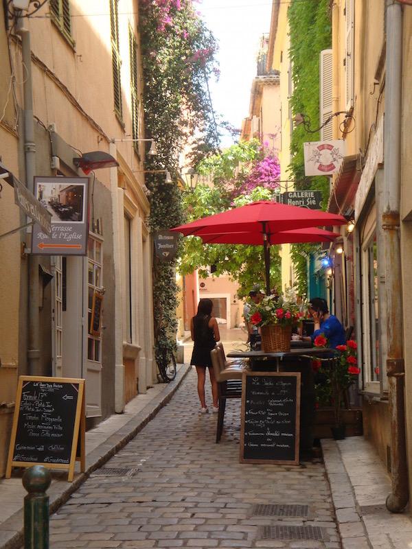 St Tropez old town, St Tropez, France