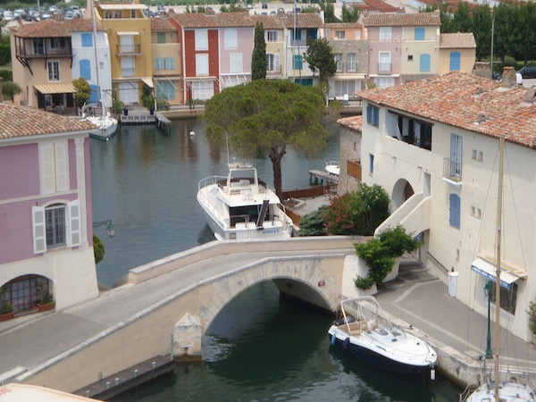 Port Grimaud, France