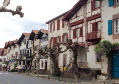 Ainhoa, Pays Basque, France