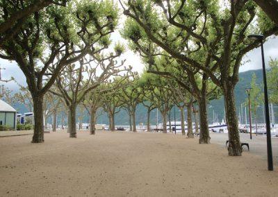 Aix les Bains, France