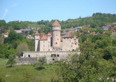 Chateau de Montrottier, Annecy, France