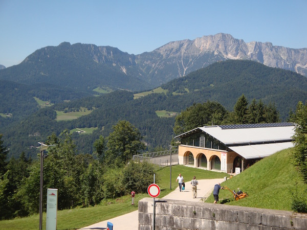 Humbled by Obersalzberg's History