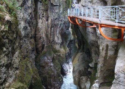 Gorge du Fier, Annecy, France