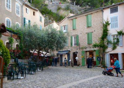 Moustiers st Clair, France
