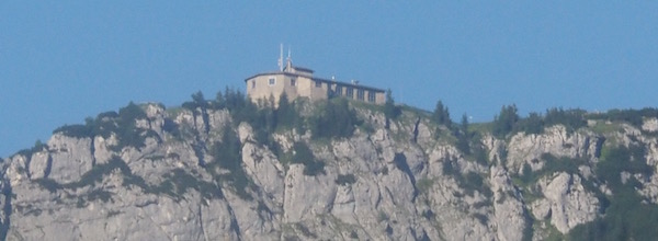 Hitler's Eagle's Nest, Bavaria