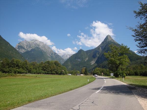Boveč and the Triglavski National Park, Slovenia