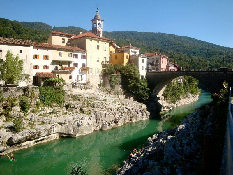 Kanal, Soča Valley, Slovenia