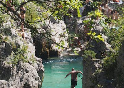 Soča Gorge 1, Slovenia