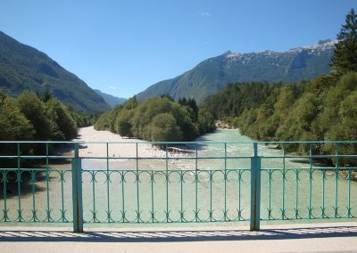 Soča river1, Slovenia
