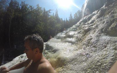 San Fellipe Volcano spa pools