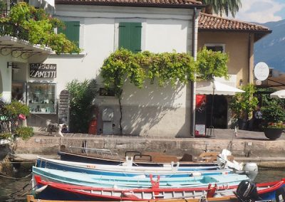 Limone, Lake Garda, Italy