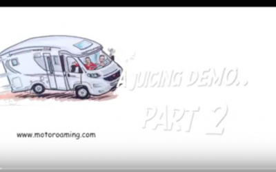 A motoroaming 'Juice demo' – Part 2