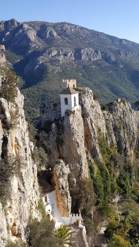 Guadalest, Spain