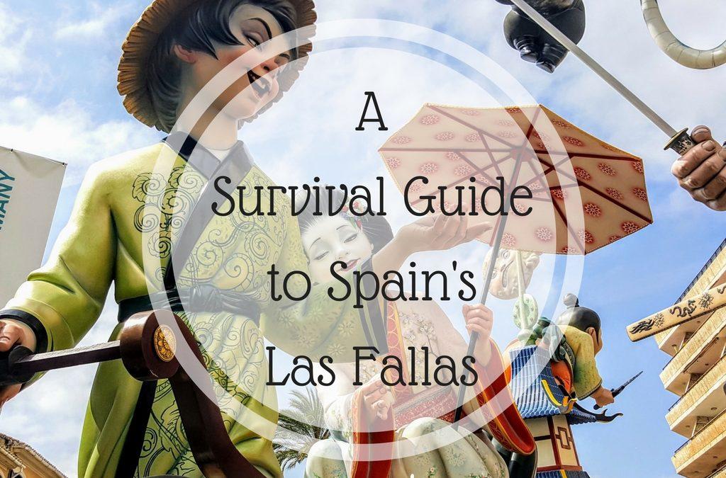 Survival Guide to Spain's Las Fallas