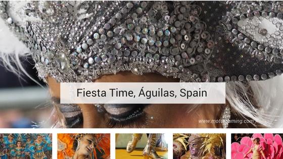 Carnival time, Spain