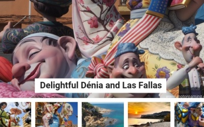 Delightful Denia & Las Fallas