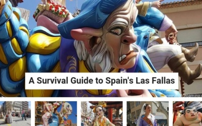Survival Guide to Spain's Las Fallas