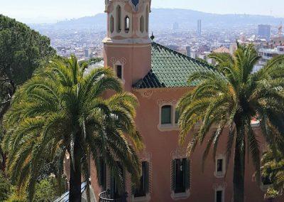 Gaudi's work