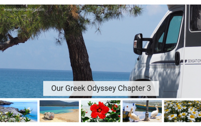 Greek Odyssey – Week 3