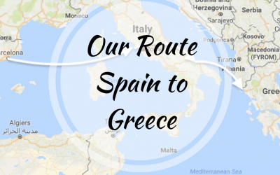 Setting a Route for Greece
