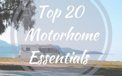 Top 20 Motorhome Essentials for Ladies