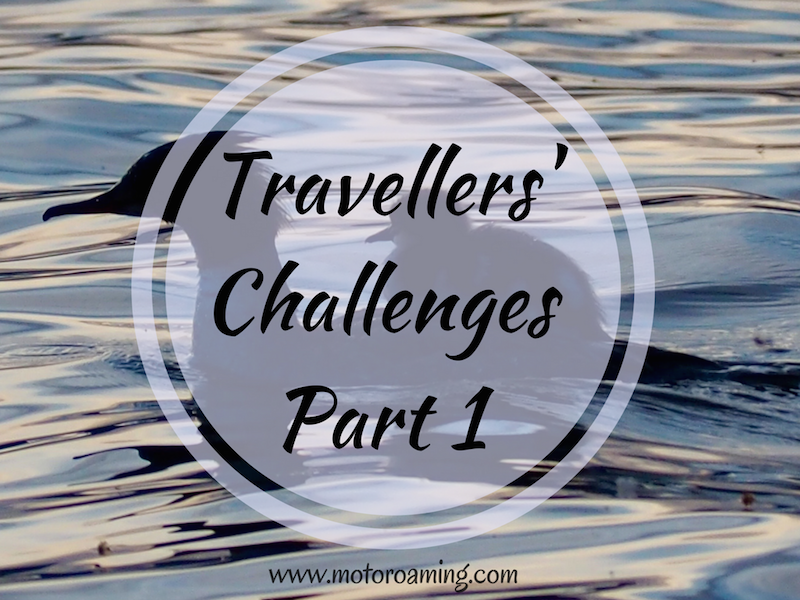 Travellers' Challenges – gift giving