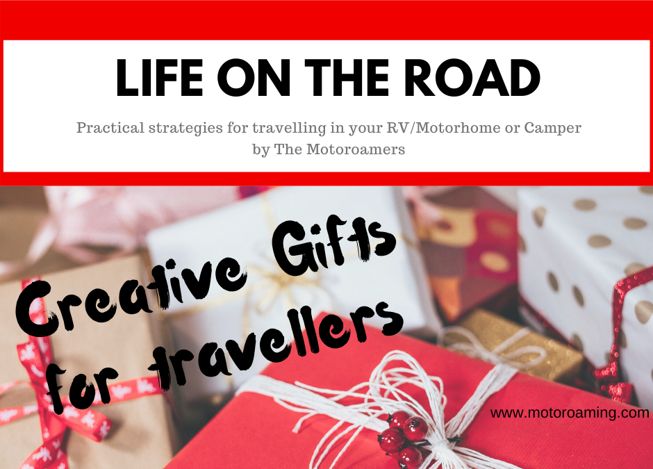 Creative Gifts for Travellers