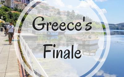 Greece's finale