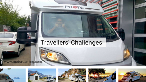 Travellers' Challenges