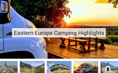 Eastern Europe Camping Highlights