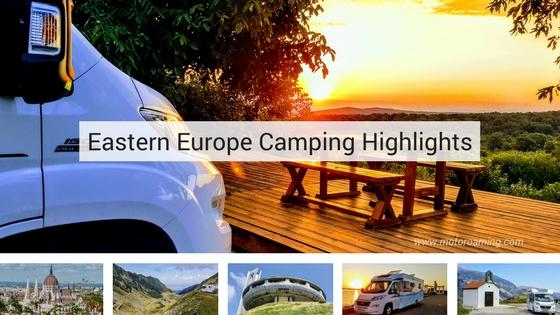 Camping Eastern Europe