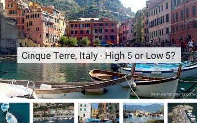 Cinque Terre – High 5 or Low 5?
