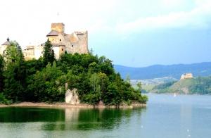 Castle Dunajec, Poland