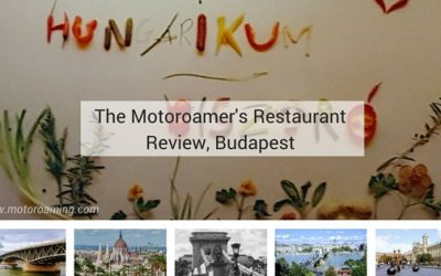 Hungry in Hungary – a restaurant recommendation