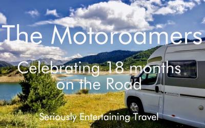 18 months celebration