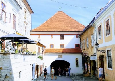 Stone Gate, Zagreb, Croatia